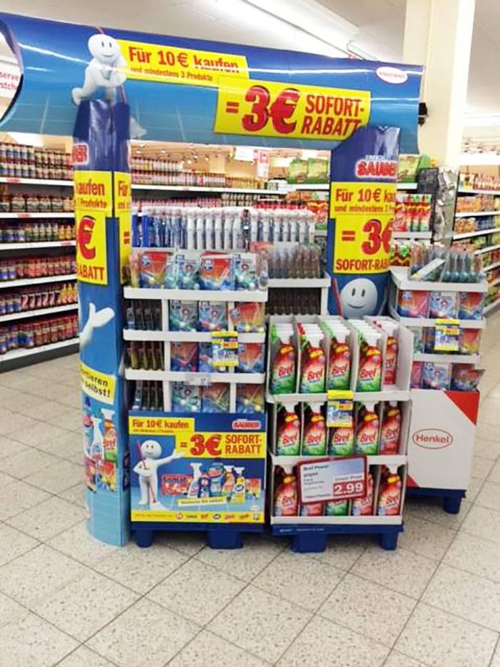Henkel Reiniger-Promotion
