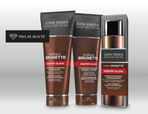 John Frieda wins the Prix de Beauté 2017