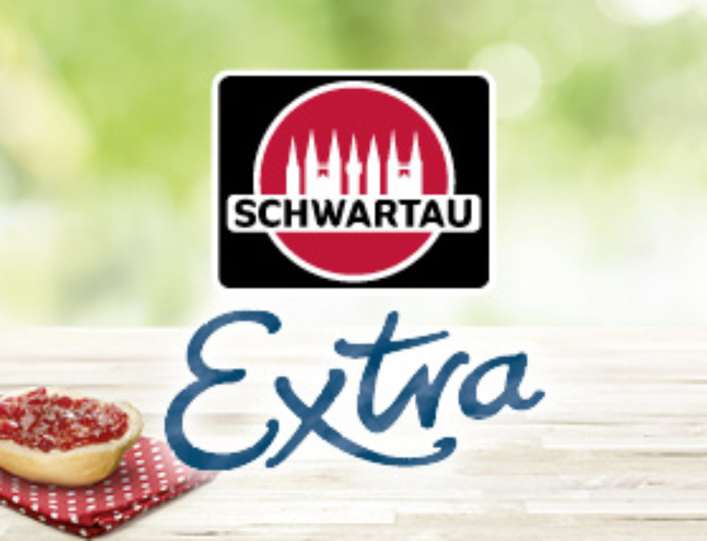 BRAND RELAUNCH AT SCHWARTAU