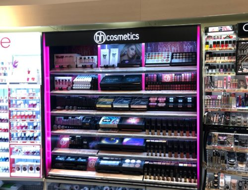 bhcosmetics now at dm drugstores!