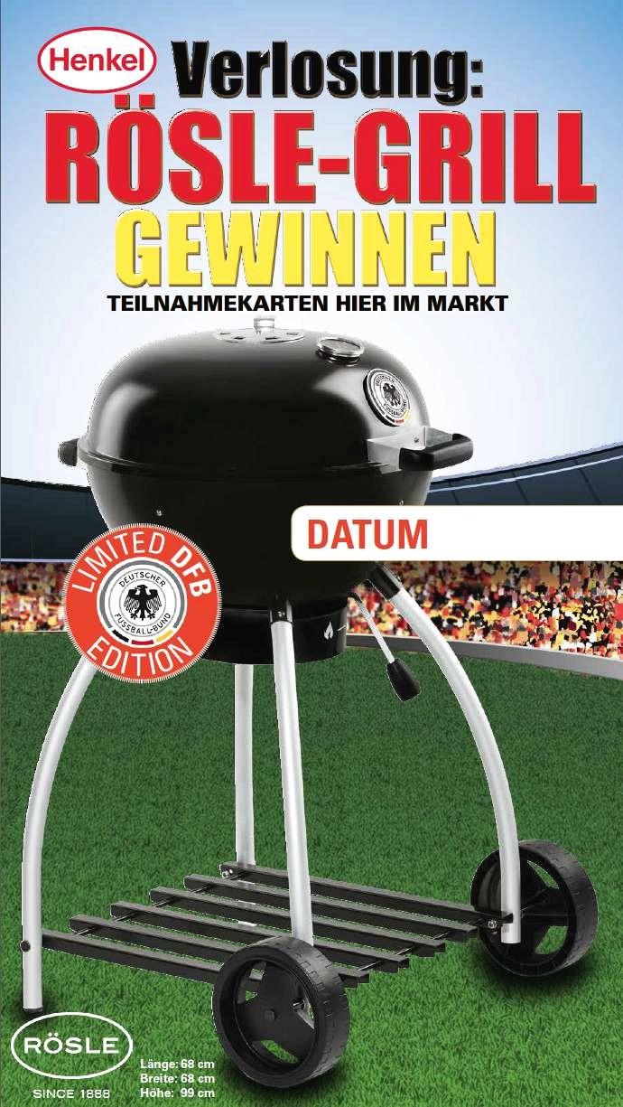 Henkel WM-Gewinnspiel 2014